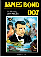 James Bond 007  (Wanhat sarjat no. 18)