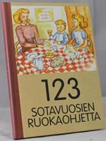 123 sotavuosien ruokaohjetta