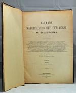 Naturgeschichte der Vögel Mitteleuropas, Bände I-XII  [vollständig]