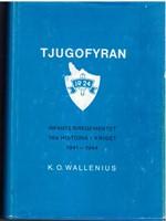 Tjugofyran - Infanterieregementet 24:s historia i kriget 1941-1944