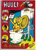 Huuli - kansan sarjakuvalehti 1/1977