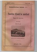 Jaakko Cook'in matkat Tyynellä merellä