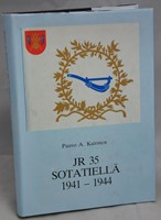 JR 35 sotatiell� 1941-44   (signeerattu)