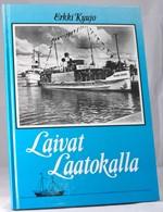Laivat Laatokalla - Laatokan suomalainen laivaliikenne n. v. 1890-1939