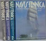 NAVIS FENNICA Suomen merenkulun historia 1-4