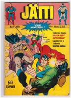 J�tti 1/1970 (Ter�smies, Batman, Salama)