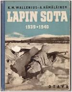 Lapin sota 1939-1940 sanoin ja kuvin (Walleniuksen omiste)