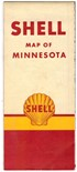 Shell Map of Minnesota
