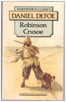 Robinson Crusoe (englanniksi)