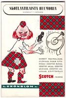 Skotlantilaista huumoria