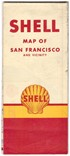 Shell Map of San Francisco and Vicinity