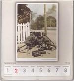 Sein�kalenteri vuodelta 1944 Saksan armeija