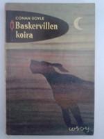 Baskervillen koira (punainen sulka 1)