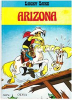 Lucky Luke 36: Arizona