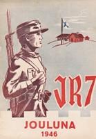 JR 7:n Joulu 1946 (signeeraus) (Jalkav�kirykmentti 7)