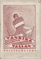 Vankina valkoisen vallan - Muistelmateos (Suomen sisällissota)