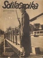Sotilaspoika - N�ytenumero 1/1941 (suojeluskunta)
