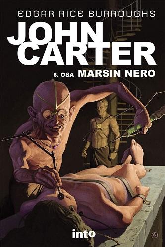 Burroughs Edgar Rice - John Carter 6 - Marsin nero