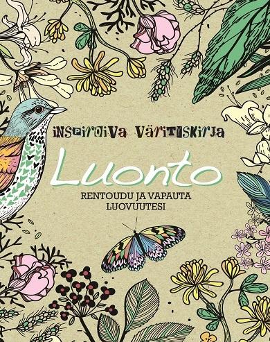 - Luonto - Inspiroiva värityskirja