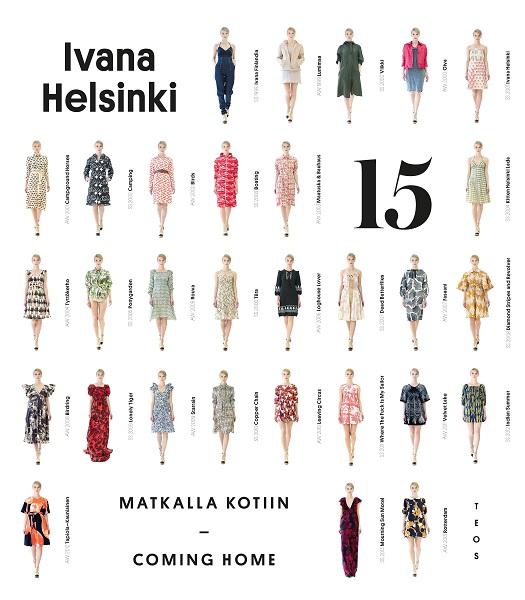 Jokinen Liisa (toim.) - Ivana Helsinki 15 - Matkalla kotiin