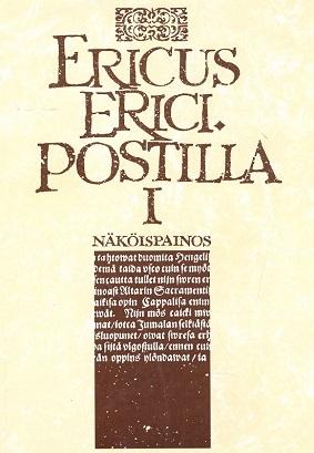Ericus Erici - Postilla I