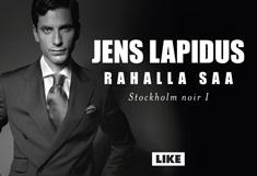 Lapidus Jens - Rahalla saa - Stockholm noir 1