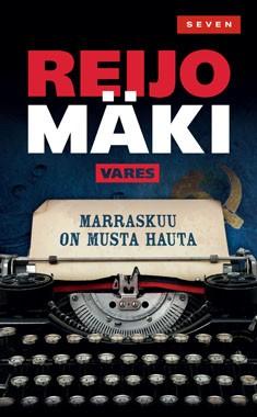 Mäki Reijo - Vares - Marraskuu on musta hauta