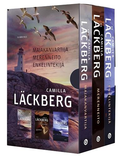 Läckberg Camilla - Fjällbacka-sarja