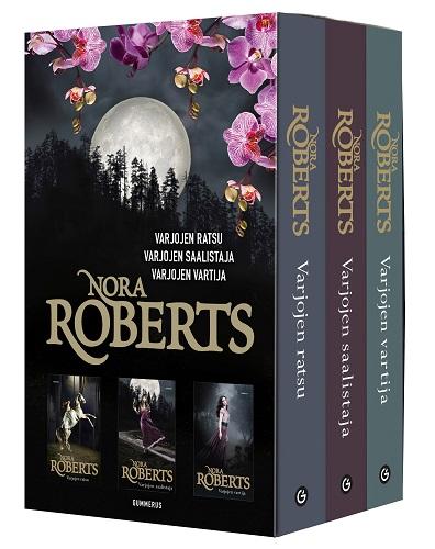 Roberts Nora - O'Dwyerin serkut -trilogia