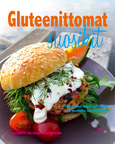 Hemmingsson Elisabeth Ekstrand - Gluteenittomat suosikit