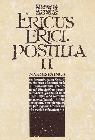 Ericus Erici - Postilla II