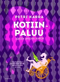 Karra Petri - Kotiinpaluu - Iloisten ihmisten huvila