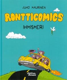 Maurinen Juho - Rontticomics - Ihmismeri