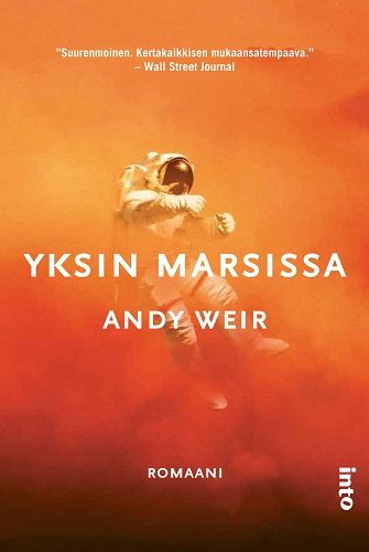 Weir Andy - Yksin Marsissa