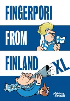 Jarla Pertti - Fingerpori from Finland XL