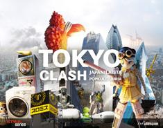 Bähren Ralf - Tokyo Clash - Japanilaista popkulttuuria