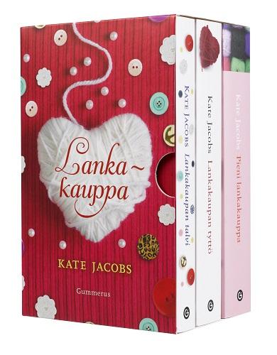Jacobs Kate - Lankakauppa-sarja