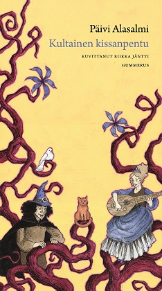 Alasalmi Päivi - Kultainen kissanpentu