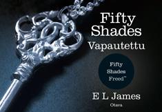 James E. L. - Vapautettu - Fifty shades 3