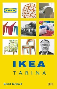 Torekull Bertil - Ikea-tarina (Ingvar Kamprad)