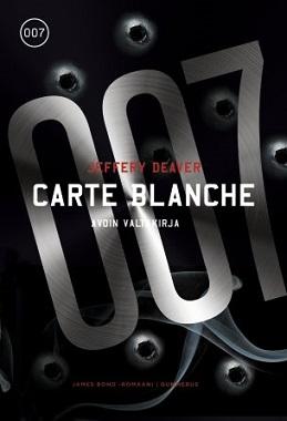 Deaver Jeffery - Carte Blanche - Avoin valtakirja