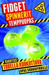Sead Emily - Fidget spinnerit - Temppuopas sormihyrrille