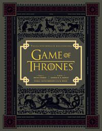 Cogman Brian - R. R. Martin George - Game of Thrones - Valtaistuinpelin kulisseissa