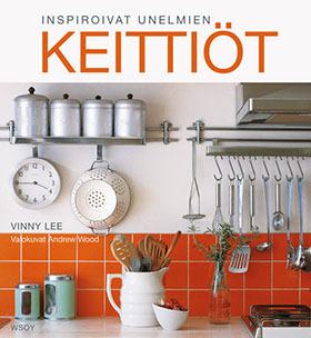 Lee Vinny - Inspiroivat unelmien keittiöt
