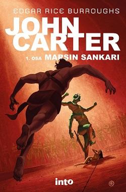 Burroughs Edgar Rice - John Carter 1 - Marsin sankari