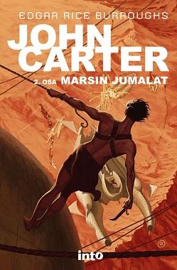 Burroughs Edgar Rice - John Carter 2 - Marsin jumalat