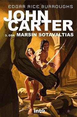 Burroughs Edgar Rice - John Carter 3 - Marsin sotavaltias