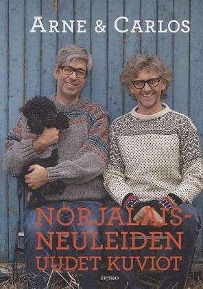 Arne & Carlos - Norjalaisneuleiden uudet kuviot