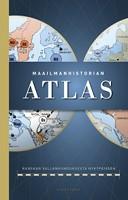Kinder Hermann, Hilgemann Werner, Hergt Manfred - Maailmanhistorian Atlas - Ranskan vallankumouksesta nykypäivään