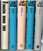 Koillismaa-sarja 5 kirjaa ( Koillismaa*Selkosen kansaa*Myrsky Koillismaassa*Myrskyn j�lkeen*Mustan lumen talvi)
